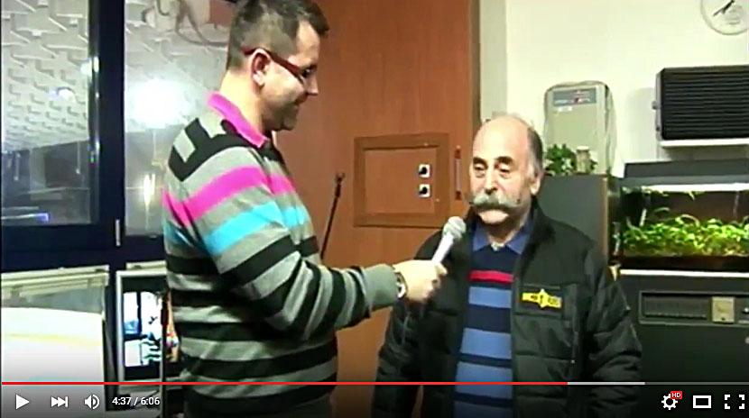 20a42554871 Rozhovor s panem Vasilisem Teodoridisem po druhé třetině zápasu HC ...