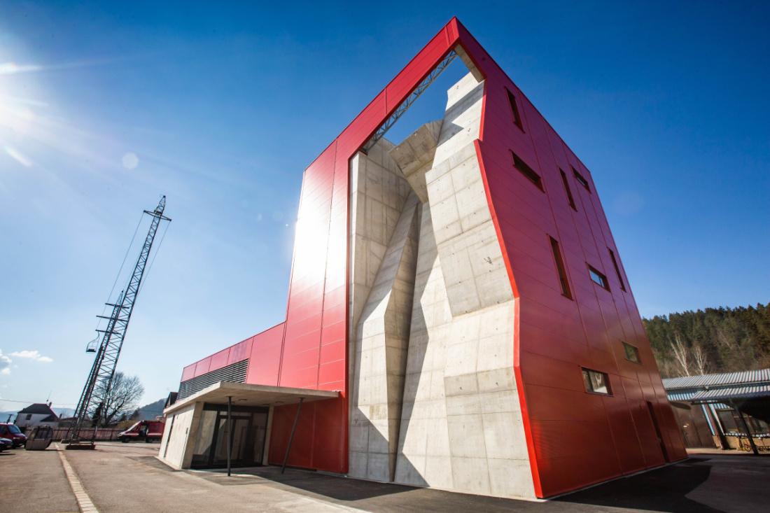 Stavba roku 2019 stoj ve Velkm Po u hasi - Hasisk